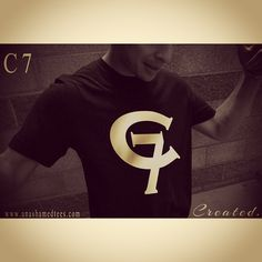 C7. Created In 7 Gold Emblem.