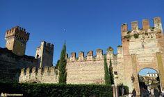 Viaggiare in Italia - Lazise e il suo castello
