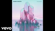 My Favorite Music Videos: Imagine Dragons - Thunder Imagine Dragons Thunder, Imagine Dragons Lyrics, Kinds Of Music, Music Is Life, Spray Paint Canvas, Path To Heaven, Transformers, Pop Songs, Music Albums