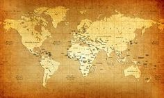 Elegant but i want an old school style tattoos pinterest map old world map royalty free stock photo gumiabroncs Images