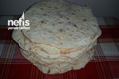 Mayasız Lavaş (Yufka) Ekmeği 2