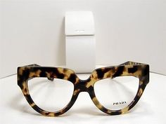 Hot New Authentic Prada Eyeglasses SPR 07QV 7S0-1O1 PR 07QV 7S0-1O1 Italy 52mm