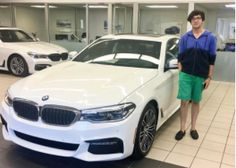 Congratulations to Sachet Sharma, new owner of this beautiful 2017 @bmw 530i! We wish him many great adventures with his new baby. #ztmotorshappyclients