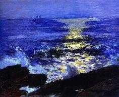 Seascape Edward Potthast