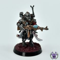 Adeptus Mechanicus: Skitarii Vanguard #ChaoticColors #commissionpainting #paintingcommission #painting #miniatures #paintingminiatures #wargaming #Miniaturepainting #Tabletopgames #Wargaming #Scalemodel #Miniatures #art #creative #photooftheday #hobby #paintingwarhammer #Warhammerpainting #warhammer #wh #gamesworkshop #gw #Warhammer40k #Warhammer40000 #Wh40k #40K #Adeptusmechanicus #Mechanicus #Admech #Adeptusmechanicus #Mechanicum #SkitariiVanguard Warhammer 40000, Tabletop Games, Gw, Miniatures, Fantasy, Creative, Artwork, Painting, Color