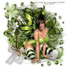 green farie