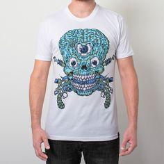 #JBWW 'Armagettin Weird' T-Shirt | Jordan Buckley Official storefront powered by Merchline [Totally love this shirt. Too badass. Jordan Buckley is one of the sickest!!!!]