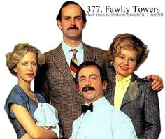 ♔ Fawlty Towers