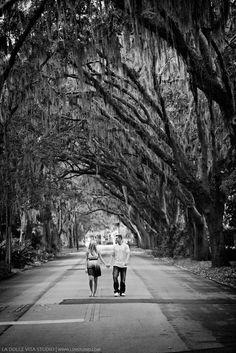 engagement pictures st augustine -