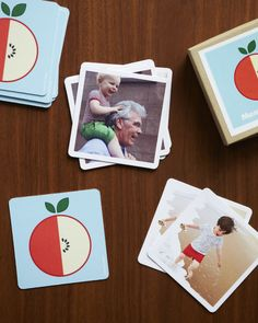 Personalized Memory Game Gift