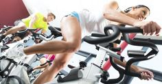 Whats the best way to get fit on a workout bike? We offer the best exercise bike workout tips for beginners : Tips here. Best Exercise Bike, Spin Bike Workouts, Exercise Bike Reviews, Bicycle Workout, Cycling Workout, Gym Workouts, Bicycle Exercise, Workout Tips, Workout Songs