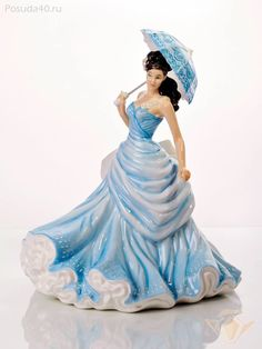 "Статуэтка ""Маргарет"" из тонкого костяного фарфора от English Ladies."