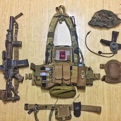 Plate Carrier Setup, Tactical Solutions, Airsoft Gear, Tac Gear, Combat Gear, Chest Rig, Tactical Belt, Tactical Equipment, Fire Powers