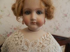 Freshwater Pearls Coral Earrings Antique Doll Jewelry   eBay