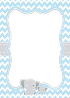 Elephant Baby Showers, Baby Boy Shower, Baby Shower Return Gifts, Birthday Photo Frame, Baby Shower Invitaciones, Baby Frame, Baby Shawer, Baby Shower Invitations For Boys, Baby Shower Cards
