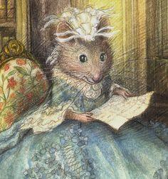 Beatrix Potter Mouse