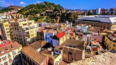 Because Malaga enjoys the warmest winters in Europe and is one of the oldest cities in the world with close to three thousand years of history. Malaga City, Cities, Old City, Times Square, Dolores Park, Spain, Old Things, Europe, World