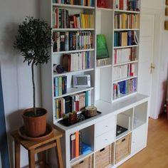 IKEA HACKING: customiser la bibliothèque BILLY en 5 idées - 100 Idées Déco