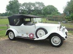 1932 Rolls Royce 20/25 Tourer GHW63