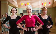 Why Call the Midwife should be our fitness inspiration this January