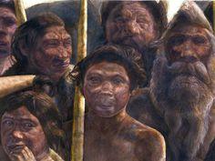 (66) - 2013 - 6 de Diciembre - Un humano que vivió hace 400.000 años entre osos y leones en lo que hoy es la península Ibérica ha puesto patas arriba lo que, hasta ahora se conocía sobre la evolución humana. El análisis de dos gramos de su fémur, sepultado durante todos esos milenios en la Sima de los Huesos de la sierra de Atapuerca (Burgos),
