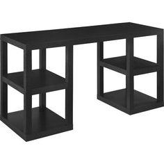 Altra Parsons Writing Desk with 4 Shelves & Reviews | Wayfair.ca