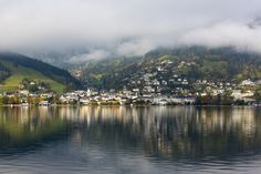 Zell-am-See by Volodymyr Khomenko on 500px