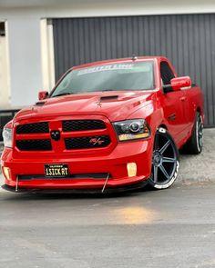 pick ups trucks Lowrider Trucks, Ram Trucks, Dodge Trucks, Cool Trucks, Lifted Trucks, Pickup Trucks, Dropped Trucks, Lowered Trucks, Truck Rims