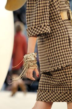 Chanel. The most beautiful detail