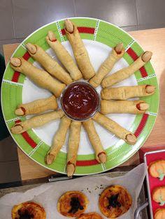 Rosquilletas Halloween - Halloween salted sticks