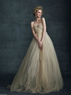 Gorgeous gowns by Samuelle Couture