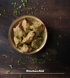 As far as stews and bredies go, a traditional beef stew is exactly what the doctor ordered for cold Winter days. What is your favourite stew or bredie? Much love from KitchenAid Africa xx. Winter Day, Chicken Wings, Stew, Stuffed Mushrooms, Artisan, Meat, Vegetables, Cooking, Kitchenaid