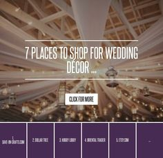 7. CandyWarehouse.com - 7 Places to Shop for Wedding Décor ... → Wedding