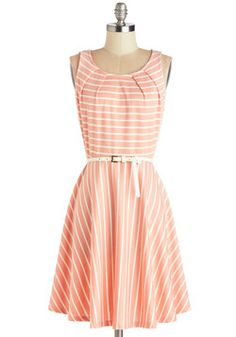 Casual - C'mon Fête Happy Dress I like the colors and structure of the dress.
