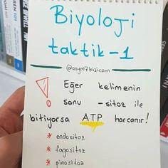 Turkish Language, School Study Tips, School Notes, School Hacks, Study Notes, Study Motivation, Science For Kids, High School, Student