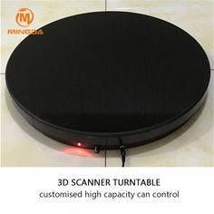 3D Scanner Turntable Plate Professional 100Kg Max Capacity 3D Scanner Turntable Speed Charge Remote Control Swivel Plate 3Ds-3  Price: $ 499.99 & FREE Shipping   #computers #shopping #electronics #home #garden #LED #mobiles 3d Printing Machine, 3d Scanners, Printer Scanner, Turntable, Remote, Plates, Free Shipping, Printers, Electronics Gadgets