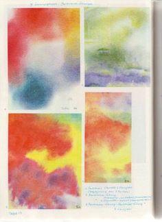 Tafel 13: Farbkreis, Farbraum und                           Farbhüpfen (3. und 5. Schuljahr)