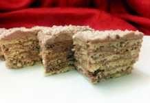 Prajitura ALCAZAR – reteta veche, din caietele matusilor Desserts, Food, Tailgate Desserts, Deserts, Essen, Postres, Meals, Dessert, Yemek