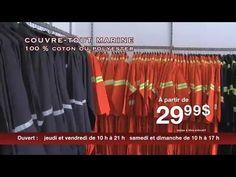 Vente Hivernale - uniforme de travail - Centre de Liquidation du Québec ...