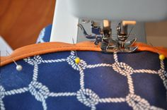 Great Home Decor Sewing Tutorial - Sewing Secrets #sewing