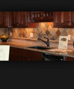 38 Examples of Kitchen Tile That You Can do Yourself ...