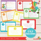 EYLF - Early Years Learning Framework Portfolio Everything you need to get started in creating your EYLF Portfolios!   A3 Portfolio Templates - 50 ...