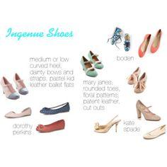 Ingenue Shoes