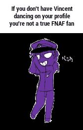His name isnt fucking Vincent its William afton. Real fnaf fans know that Five Nights At Freddy's, Vincent Fnaf, Otp, Fnaf Night Guards, Fnaf Wallpapers, Kevedd, Fnaf Sl, Freddy 's, Fnaf Characters
