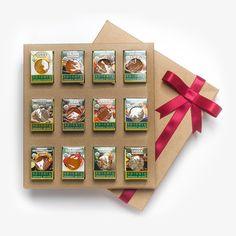 Gift Box: International Spices