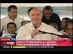 Hipolito Decidido a Luchar por la Dignidad y el Decoro #Video - Cachicha.com