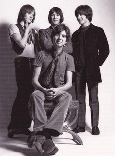 The Small Faces - Steve Marriott, Ian McLagan, Kenney Jones, Ronnie Lane