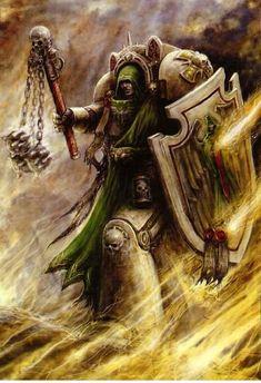 Warhammer Deathwing Knight
