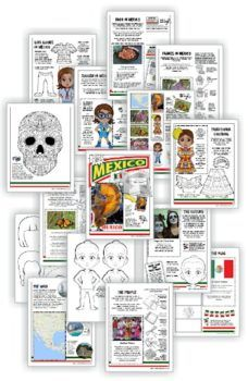 This fifteen-page download is packed with 13 different activities to teach your girls all about Mexico for your Girl Scout World Thinking Day or International celebration. Pick the ones that are right for your group or do them all! Exclusively available at MakingFriends.com