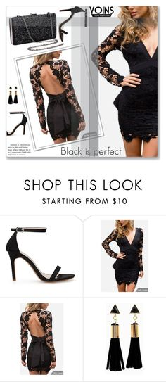 """""""Yoins"""" by sabine-herrlock ❤ liked on Polyvore featuring yoins and loveyoins"""